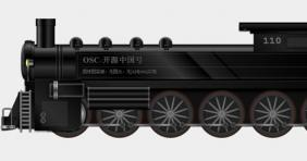 纯CSS3实现火车头移动