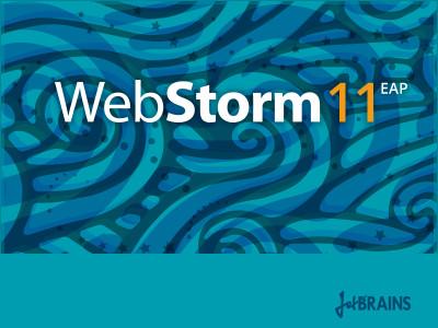 WebStorm 11 汉化中文破解版下载 含注册机 激活码